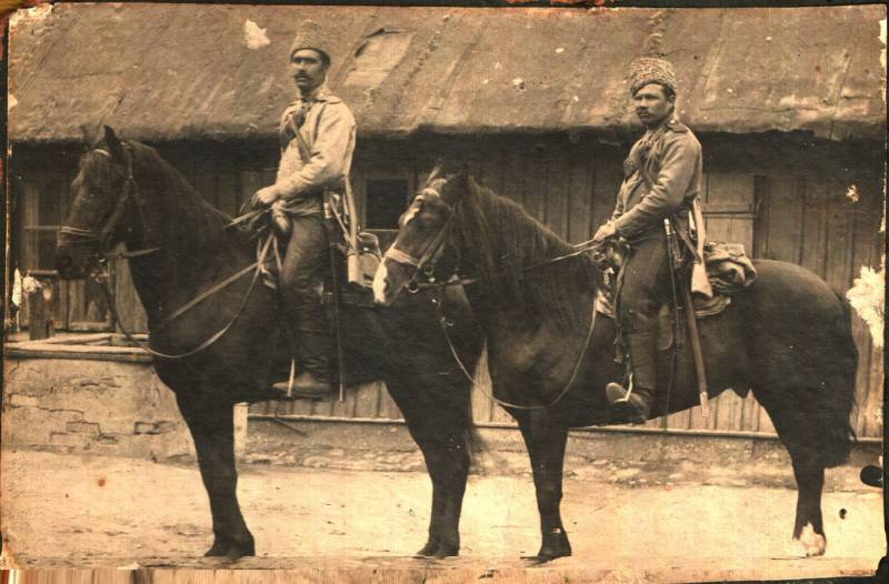Астраханское казачество на фронтах Первой мировой. Часть 2