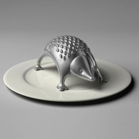 hedgehog-grater