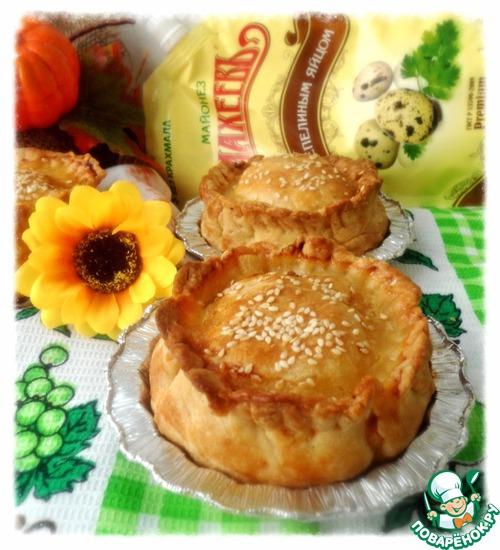 Татарский пирог Элеш
