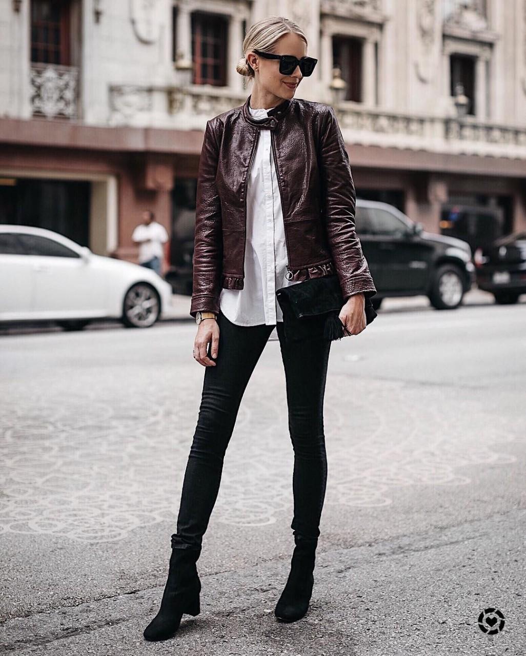 Стиль минимализм в одежде и аксессуарах 2018: 15 стильных образов