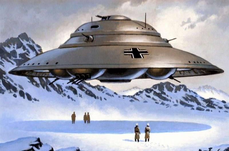 Третий рейх: Операция НЛО
