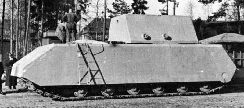 Экспериментальное оружие Второй мировой войны
