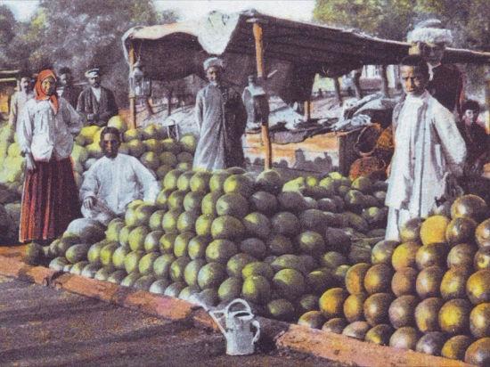 Старейший рынок Астрахани