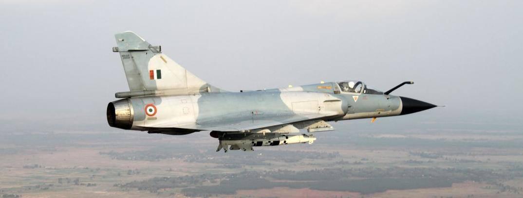 Индийский авиационный удар по территории Пакистана