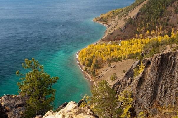 Самое древнее озеро в мире(8 фото)