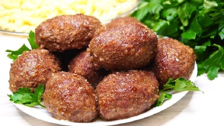 Вкусные мясные котлетки, как из детства: вспоминаем вместе