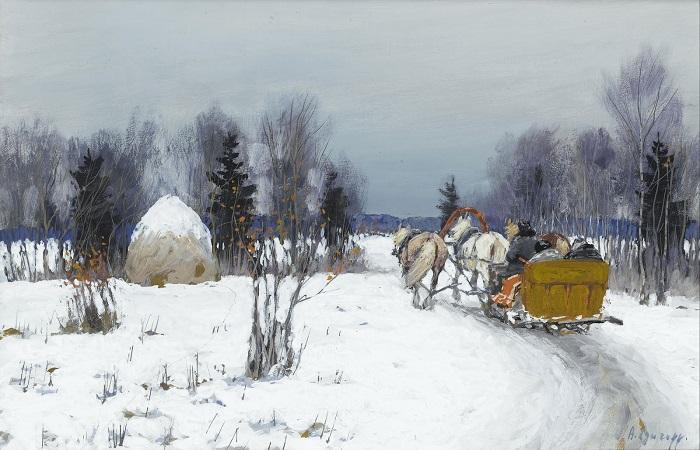 Зимние дела русских крестьян: Чем в мороз и непогоду занимались в деревнях