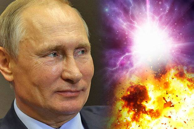 Daily Star: Россия разрабатывает секретное оружие