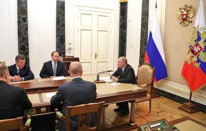 Путин доволен результатами губернаторских выборов
