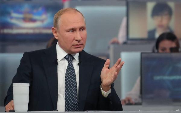 Владимир Путин рассказал, кт…