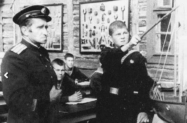 Кузница юных героев: Соловецкая школа юнг