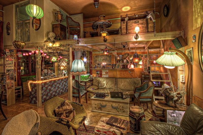 20 самых крутых европейских хостелов для бюджетного туриста