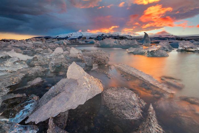 Удивительные по красоте пейзажи Исландии