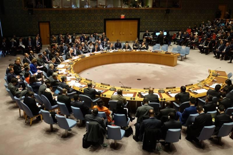 В Совбезе ООН Франция сосредоточится на ситуации в Идлибе и Восточной Гуте