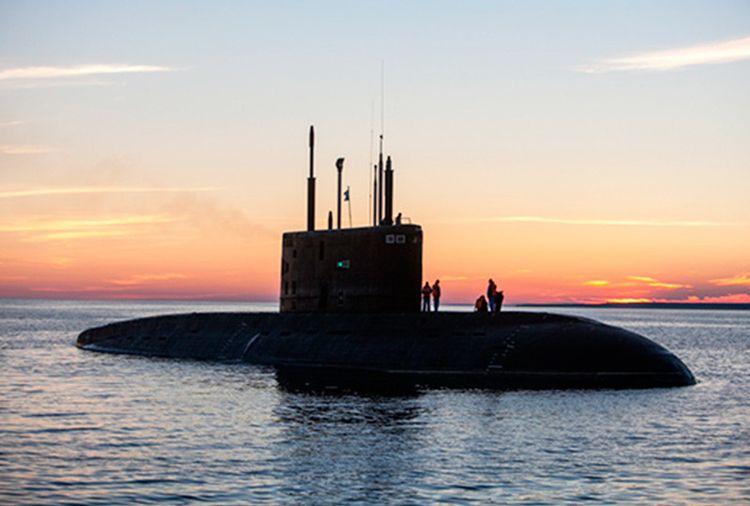 Новые подводные лодки россии 2018