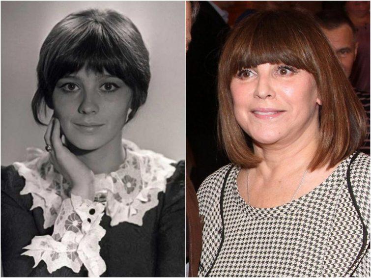 Знаменитые актрисы старше 50-ти в юности и сейчас