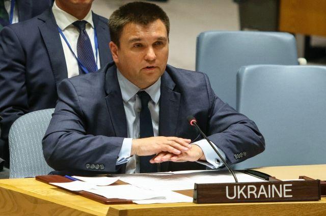 Климкин раскрыл «тайный» план Запада по Донбассу
