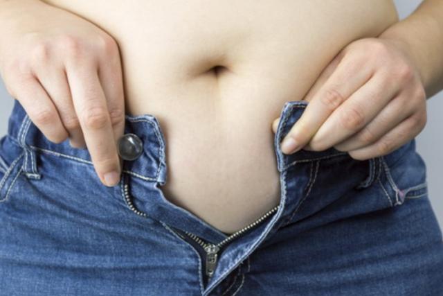 чем мазать живот чтобы убрать жир