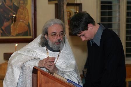 Как начать разговор со священником?