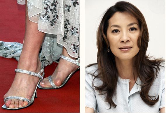 Как испортить ноги каблуками: 10 примеров от звезд