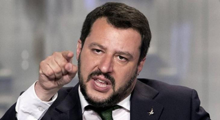 Вице-премьер Италии М. Сальв…