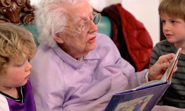 Роль дедушек и бабушек