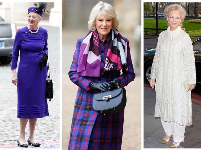 Вне возраста — стильные приемы европейских аристократок, которые стоит взять на заметку дамам возраста плюс