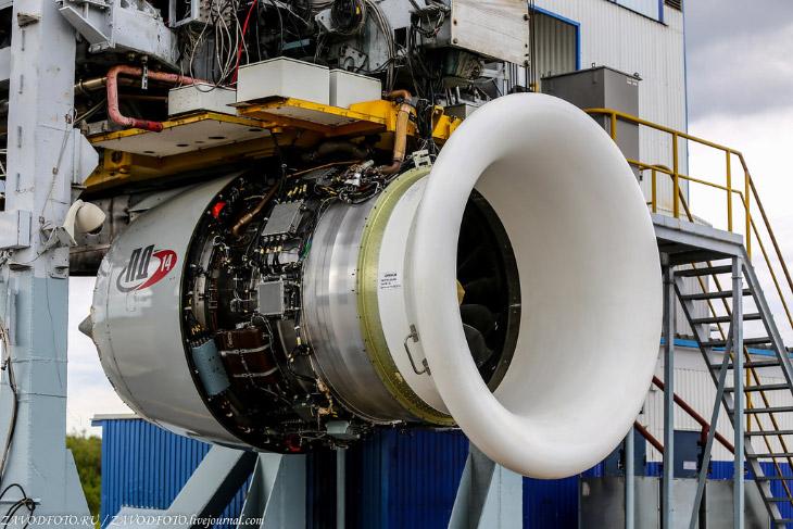 Новый авиадвигатель ПД-14