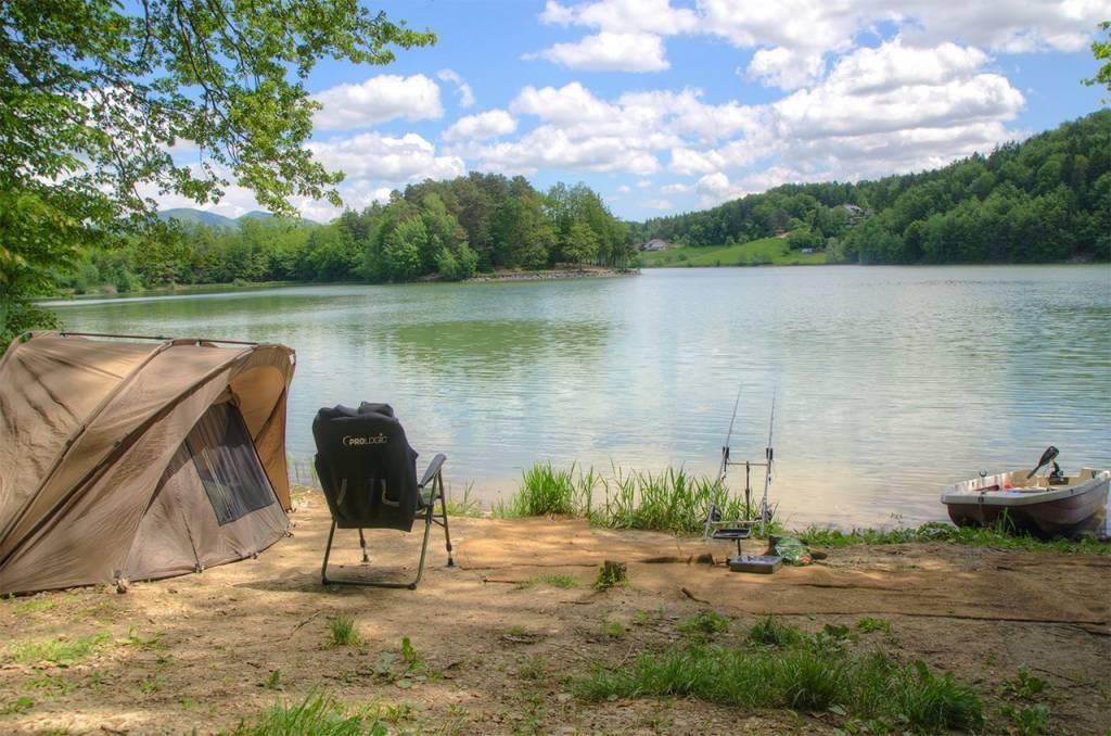 отдых река озеро рыбалка