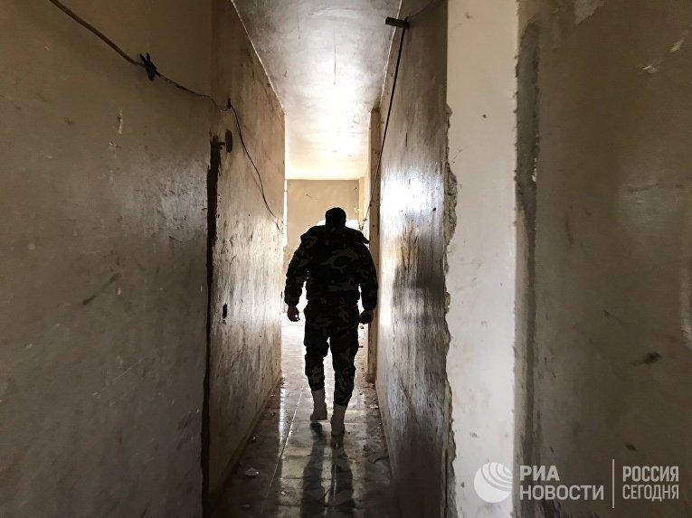 Важное послание России руками Асада, золотая цель в Восточной Гуте!
