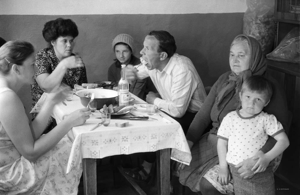 Семья в СССР и сейчас. Сравниваем!