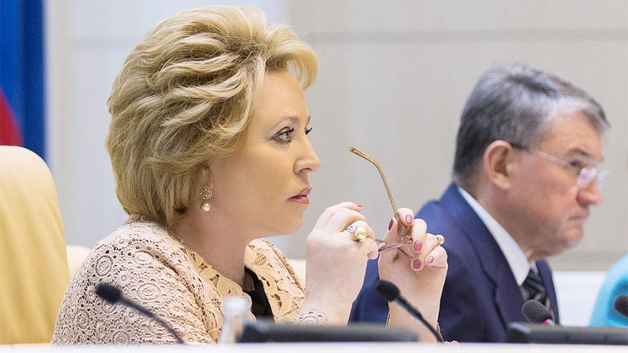 Пока забиваем голы: Матвиенко призвала не затягивать с изменением пенсионного возраста