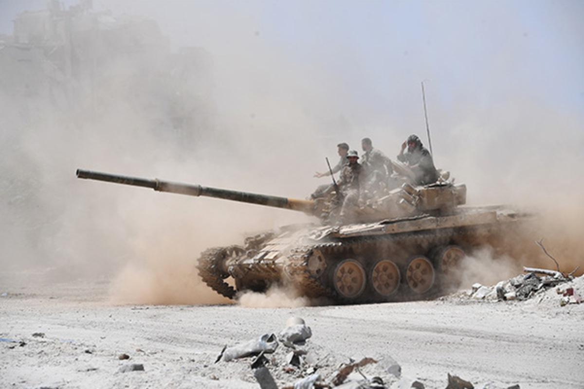 Российский танк признан худшим вмире.