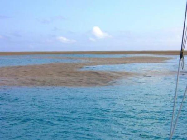 Посреди океана произошло нечто невероятное!