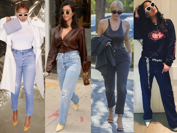 Как одеваются знаменитые женщины с формами?!