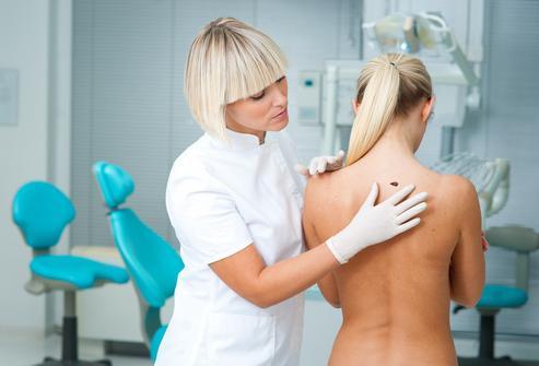 Диагностика и лечение базалиомы - личный опыт