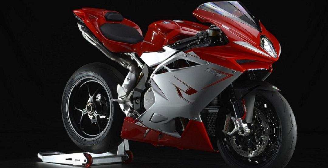 Фото MV Agusta, трехцилиндровый, мотоцикл