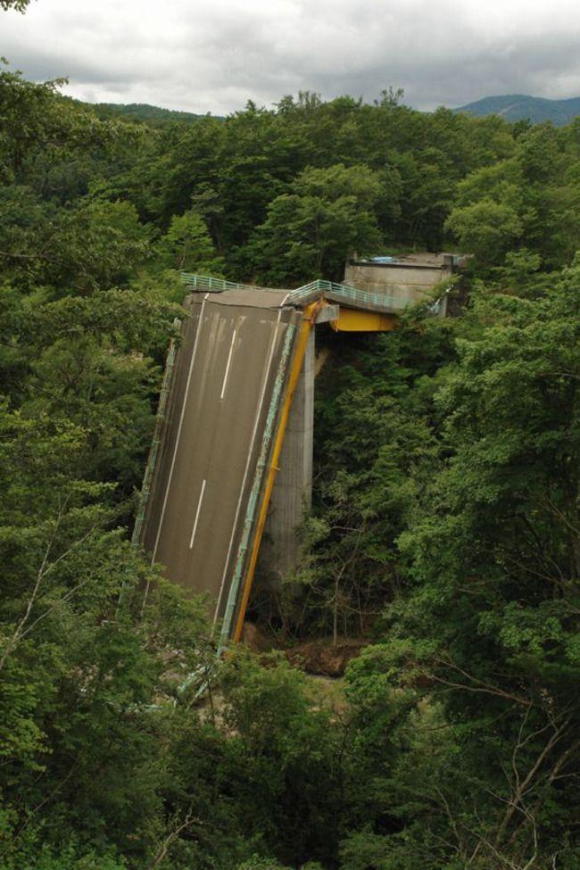 Мост в никуда заброшенное, природа, разрушение, цивилизация