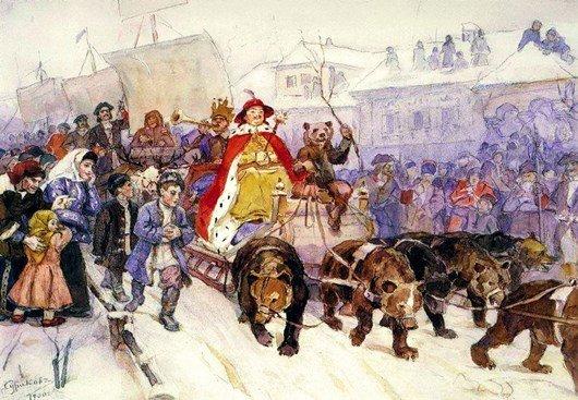 Почему Петр Первый перенес празднование Нового года на 1 января?