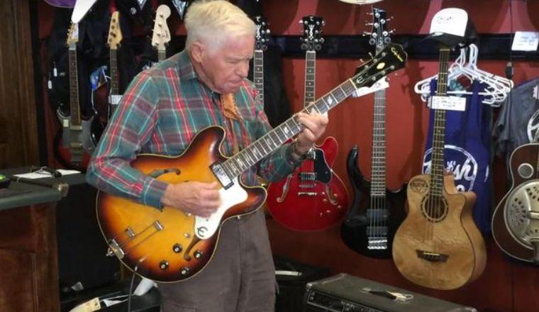 Дед-гитарист