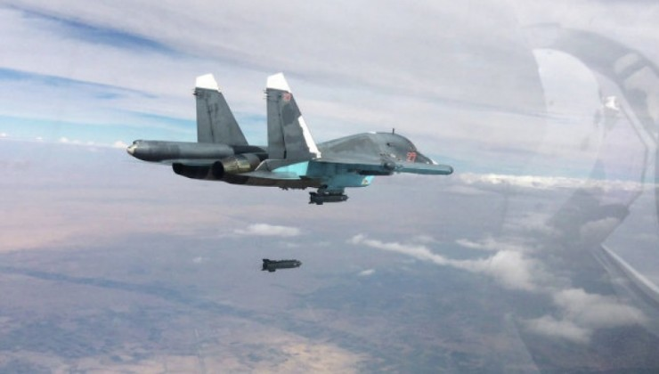 """Малоопасный гамбит России в Сирии (""""Bloomberg"""", США)"""
