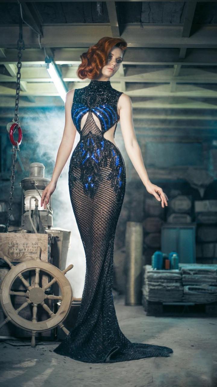 Модельер Чарбел Зое: роскошные образы, которые завораживают