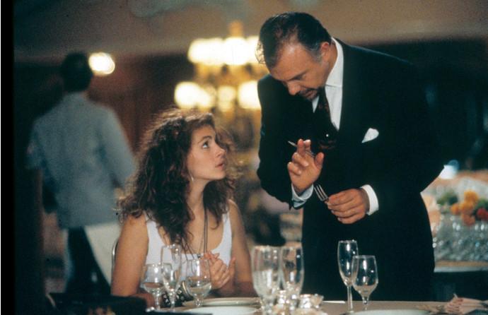 Актерский состав фильма «Красотка» 25 лет спустя