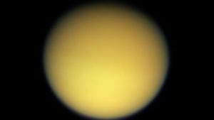 Безоблачная весна пришла на север Титана, сообщают ученые