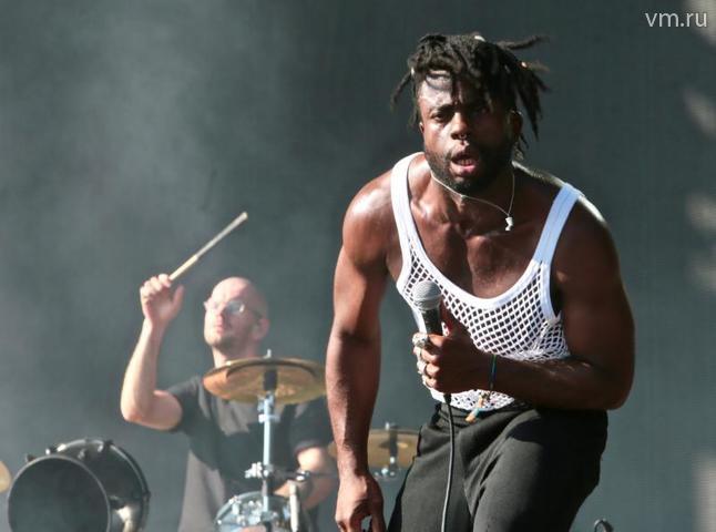 Фестиваль Park Live в Парке Горького: Young Fathers, Tricky, Bonobo, Massive Attack