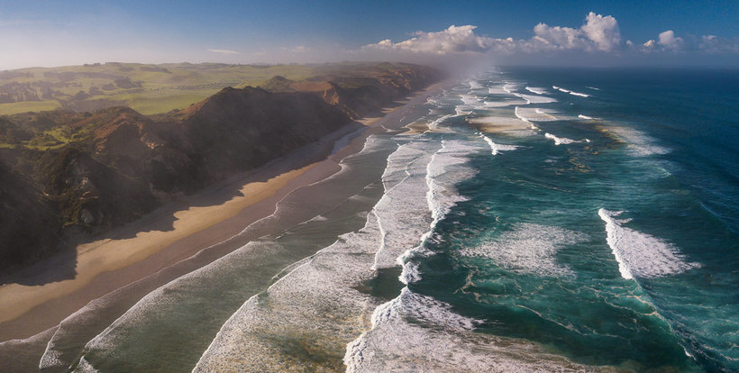 Где-то на краю мира: Новая Зеландия