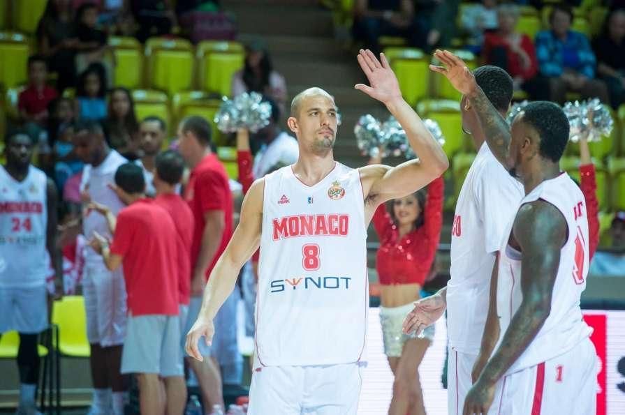 Гладырь вернулся в «Монако»