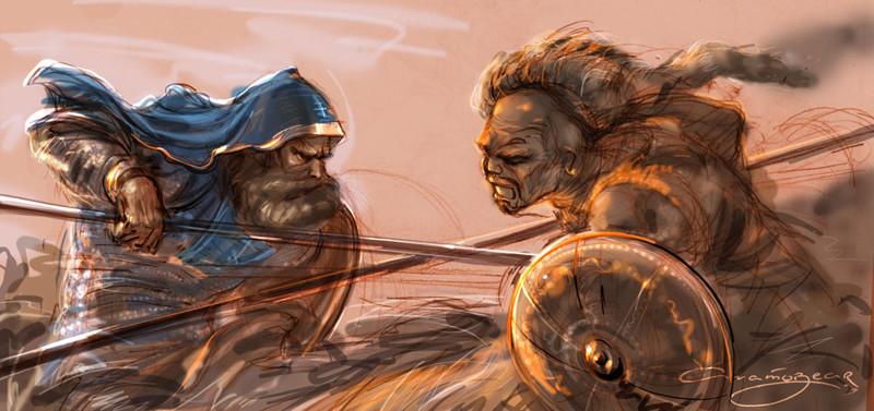 Очень интересное дополнение ко всем известной истории — Кого же убил инок Пересвет?