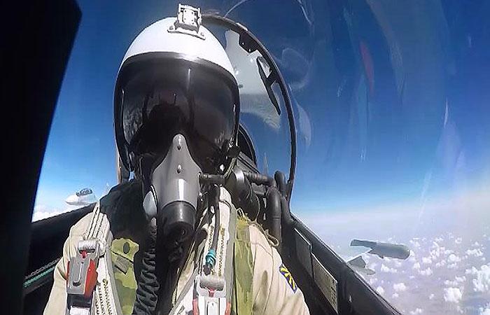 Истребители Су-30 начали наносить удары по позициям ИГ в Ираке