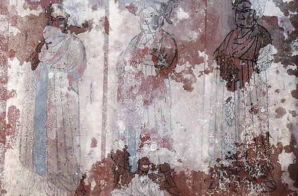 В Китае нашли гробницу «Пожилой Дамы»